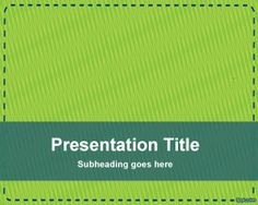 Green Coupon PowerPoint Template is a free green template for Microsoft PowerPoint that you can download to make coupon and discount presentations on sales and retail products
