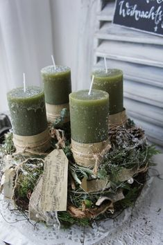 This article is not available Christmas time for all the senses . a freshly scented advent wreath, the fresh green of the conifers, the shine of the light . Christmas Advent Wreath, Christmas Wreaths To Make, Outdoor Christmas Decorations, Christmas Time, Christmas Arrangements, Christmas Wonderland, Fresh Green, Christmas Tabletop, Christmas Decor