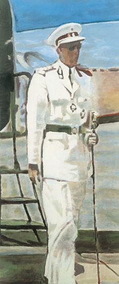Luc Tuymans - Mwana Kitoko, 2000