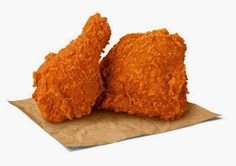 Food Science Japan: KFC Red Hot Chicken