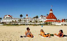 Coronado Beaches - Top 10 things to do in San Diego