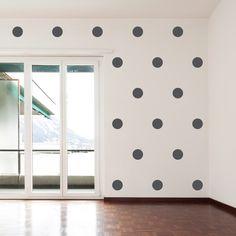 """2"""" Confetti Polka Dots   Wall Decals Mini-Packs   Walls Need Love"""