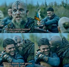Floki and Ivar