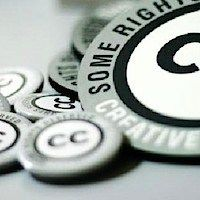 Creative Commons Australia website