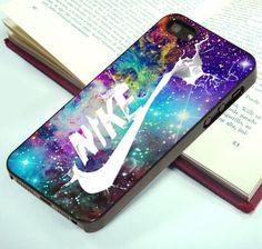 Nike Milk Galaxy Nebula iPhone 4,5,6 Case Samsung Galaxy S7/s6/s5/s4/s3 Case