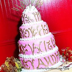 6 Designer Cakes For Just About Any Occasion!   The Party Goddess! #cake #eventplanner #partyplanning #birthday #wedding Host A Party, Meeting New People, Sparklers, Wedding Tips, Cake Designs, Party Planning, Designer Cakes, Special Occasion, Reception