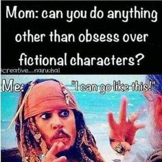 Lol haha funny pics / pictures / Johnny Depp / Pirates Of The Caribbean / Captain Jack Sparrow / SO TRUE