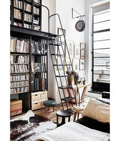 Droomappartement in Kaapstad met bibliotheek