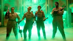 Ghostbusters 2016 - This HD Ghostbusters 2016 wallpaper is based on Ghostbusters N/A. It released on N/A and starring Melissa McCarthy, Kristen Wiig, Kate McKinnon, Leslie Jones. The storyline of this Action, Comedy, Fantasy, Sci-Fi N/A is about: Following a ghost invasion of Manhattan, paranormal enthusiasts Erin... - http://muviwallpapers.com/ghostbusters-2016.html #2016, #Ghostbusters #Movies