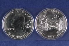This beautiful coin is the tenth installment of the America the Beautiful of 5 ounce silver bullion series which features images of some of the most beloved national parks. The Chickasaw National Park is a 10,000 acre recreational area in Oklahoma and was named in honor of the Chickasaw Indian Nation. This stunning coin features the image of the lush nature and water ways found throughout the park.
