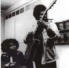 Linda and Sonny Sharrock