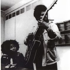 Linda and Sonny Sharrock