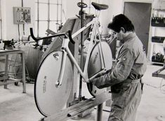 Cinelli Laser factory