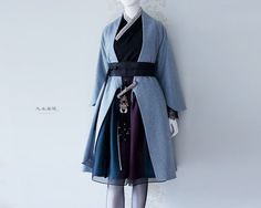 Asian Fashion, Girl Fashion, Fashion Outfits, Fashion Design, Korean Traditional Dress, Traditional Dresses, Pretty Outfits, Pretty Dresses, Korean Dress