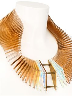 SARAH ANGOLD - KINGLA NECKLACE - LUISAVIAROMA - LUXURY SHOPPING WORLDWIDE SHIPPING - FLORENCE