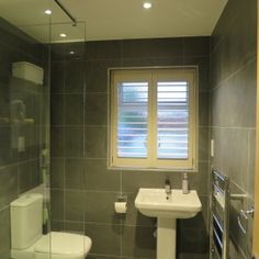 Tracked Plantation Bathroom Shutters Ed In Bis Waltham Shuttersouth
