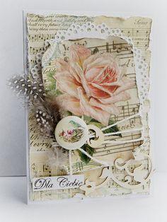 Card, Stamperia