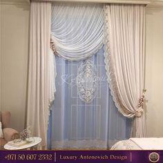 Beautiful & Luxury CurtainManufacturing of premium quality! Exclusive assortment! Welcome to our studio! We will offer the best options for your home! #antonovichdesign#luxuryantonovichdesign#curtains#curtainsdesign#curtainsdubai#luxuryvurtains#draperies#blind#fabrics#fabricsdubai#luxuryfabrics#textiledubai#highend#luxurydubai#DubaiUAE#tassel #curtaintassel#dubai - Architecture and Home Decor - Bedroom - Bathroom - Kitchen And Living Room Interior Design Decorating Ideas - #architecture…