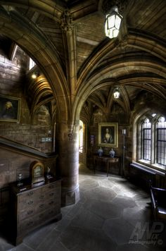 Indoor Arches by Andrew Wood - The arches are what attracted me to take the photo. They have a lovely curvature that makes them fabulous to photograh. Andrew Wood, Photography Themes, Barcelona Cathedral, Reflection, Castle, Indoor, Arches, Architecture, Places
