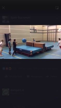 Levensgroot tafeltennis School Sports, Basketball Court, Wrestling, Activities, Games, Fun, Kids, Inspiration, Physical Education Lessons
