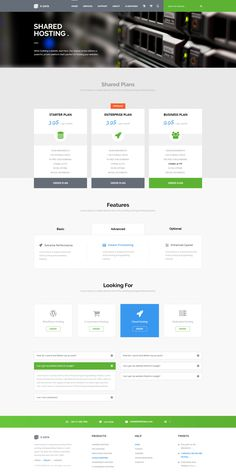 flat navigation bar graphicriver features 4 horizontal style 2