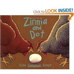 Zinnia and Dot (Viking Kestrel picture books) by Lisa Campbell Ernst Character Education, Kids Education, Lisa Campbell, Organization And Management, Classroom Organization, Behavior Interventions, Primary Classroom, Classroom Ideas, Chickens And Roosters