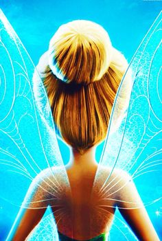 Tinker bell - disney wallpaper. Love it Isabella