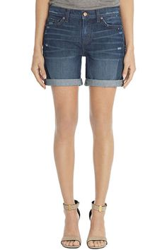 J Brand Shorts, $126.75 (more of the best Memorial Day sales --> http://chicityfashion.com/memorial-day-sales/)