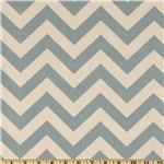 Chevron Fabric - fabric.com - DC-320 Premier Prints ZigZag Village Blue/Natural  ---comes in navy, grey, apple green, yellow....