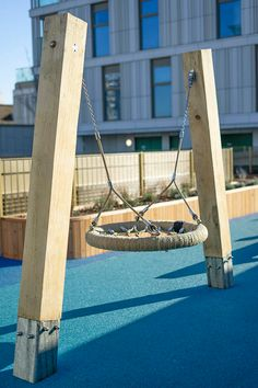 We offer a wide range of playground swings made from naturally durable hardwood. Our swings are suitable for all ages and abilities. Playground Swings, Natural Playground, Playground Photography, Multiplication For Kids, Play Equipment, Technical Drawing, Outdoor Furniture, Outdoor Decor, Hammock
