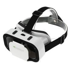 1f5670558f04 VR SHINECON Virtual Reality Glasses 3D VR Box Glasses Headset for Android  iOS Windows Smart Phones with 4.7-6.0 inches