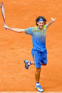 Life before Rafael Nadal in Paris - my favorite clay-courter of all time - Gustavo Kuerten ruled at Roland Garros!