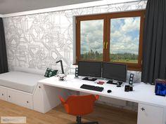 Dětský pokoj pro malého technika – RD Moravičany   očkodesign Windows, Ramen, Window