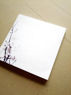 Cherry Blossom / Sticky notes