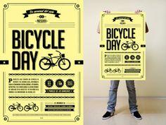 Bicycle day / Proyecto on Behance