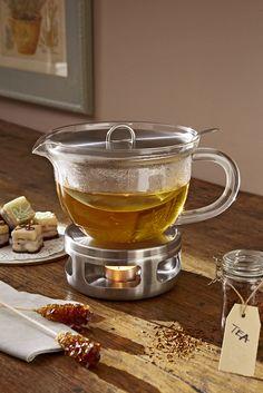 Für Teeliebhaber: Hitzebeständige Teekanne für 24,95€ bei Tchibo