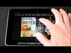 Kindle Fire HD 8.9 16GB 32GB Review Test Tablet PC
