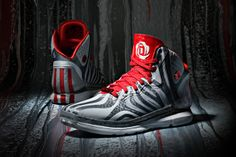 new arrival 25beb d508c adidas Reveals Tailored, Animal-Printed D Rose 4.5 Basketball Shoe D Rose  Shoes,