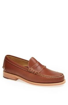 Trask 'Heath' Penny Loafer available at #Nordstrom