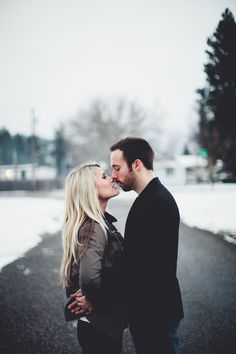 Meagan & Chase // Engaged - Andria Lindquist