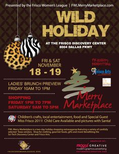 Holiday Market / Craft Fair this weekend!