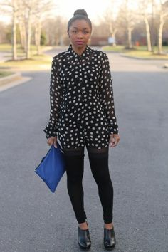 StyleLust Pages: Polka Dot Fancy