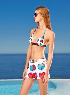 Gemstones - Beachwear Collection • Blugirl Spring Summer 2015