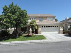 http://www.propertypanorama.com/instaview/las/1635759  Well designed Summerlin 2 story home with front porch: Features Formal Living and Sep. Family rm   loft upstairs 4 bedrooms, w/ one down w full bath downstairs bedrm. needs closet, ., Kitchen with stainless stove/ double oven