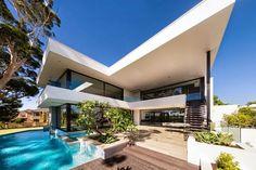 Casa de arquitectura contemporánea por arquitectos Urbane, Australia http://www.arquitexs.com/2014/05/Casa-arquitectura-contemporanea-arquitectos-Urbane.html