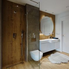 100 M2, Passive House, Japanese House, Home Design Plans, House 2, Bathroom Interior Design, Modern House Design, Small Bathroom, Architecture Design