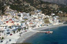 Přístav, Karpathos