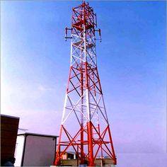 telecom tower radiation