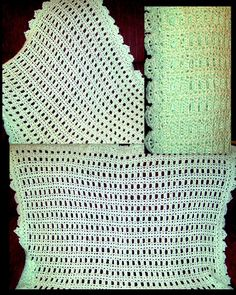 Baby Afghan-Light Green