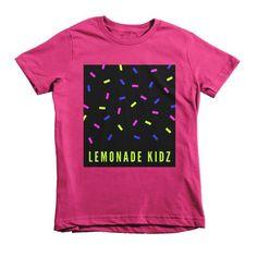 Lemonade Kidz Short sleeve kids t-shirt